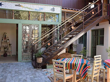 best place to stay in santiago chile