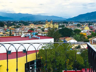 best hostels in oaxaca