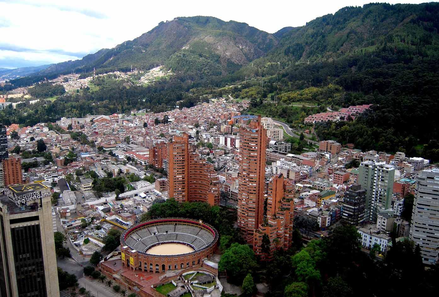 colombian architecture bogota