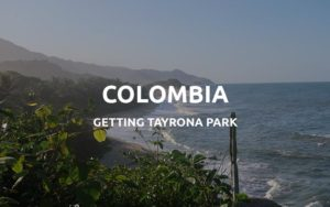 cartagena to tayrona national park