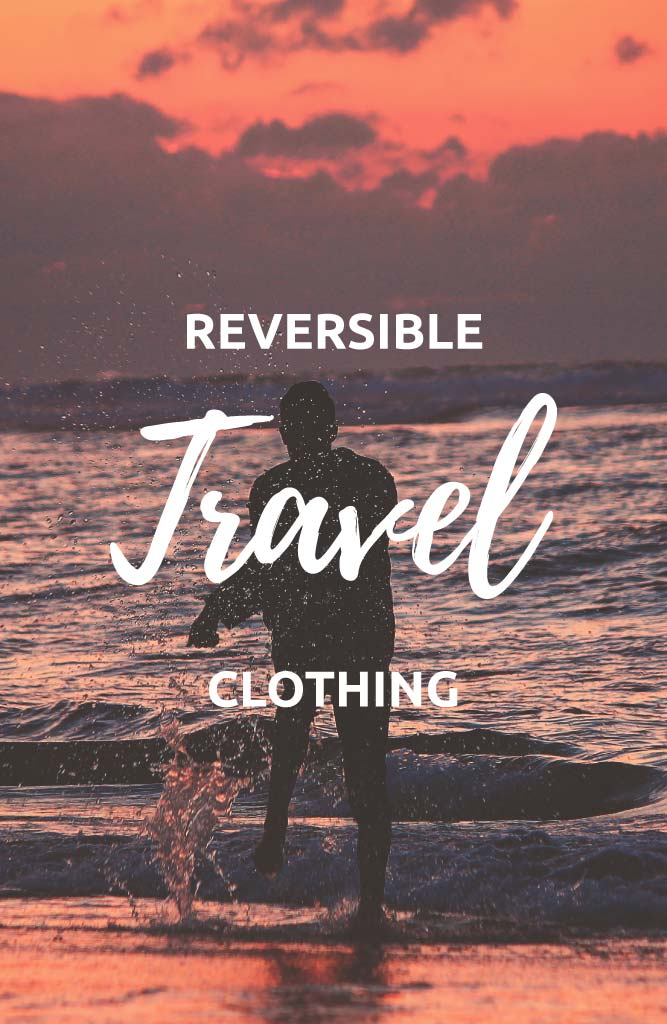 best reversible travel clothing for men