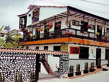best hostel in salento colombia
