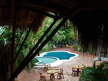 chayrama hostel tayrona Colombia