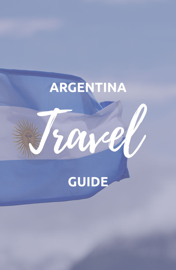 plannng a trip to argentina