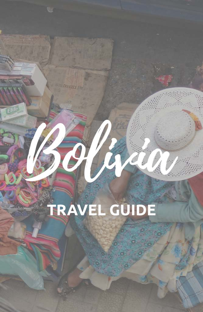 things to do in Bolvia