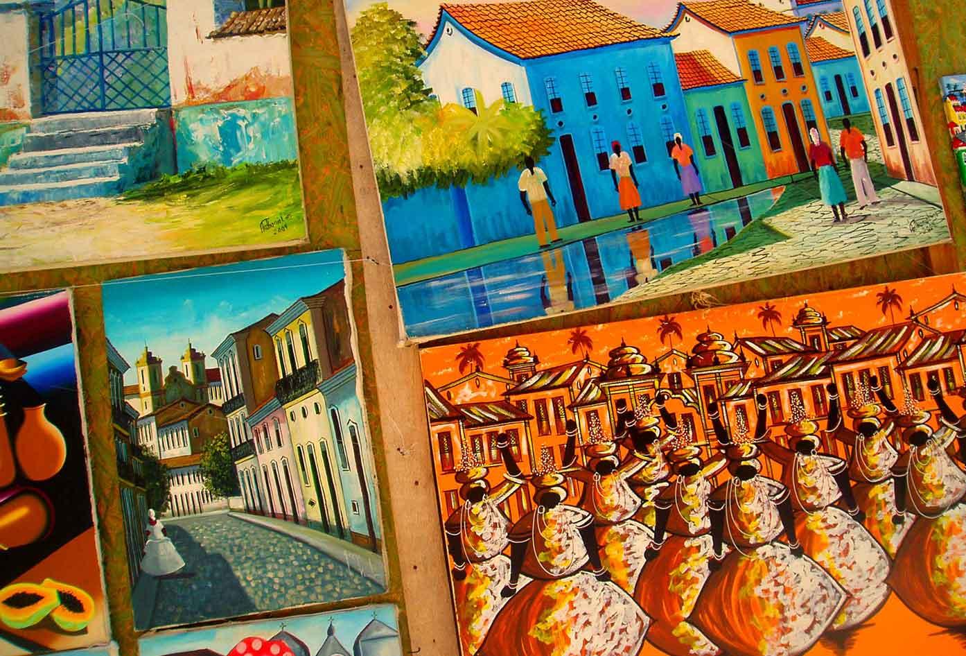 brazilian art culture