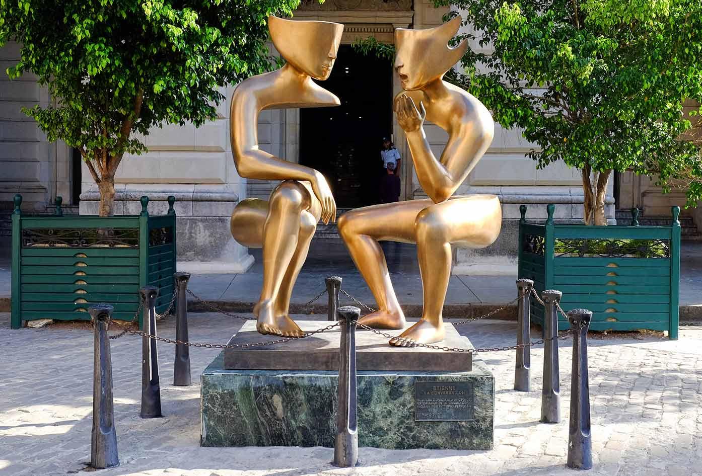 facts about cuban art