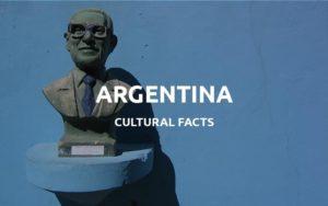 cultural facts argentina