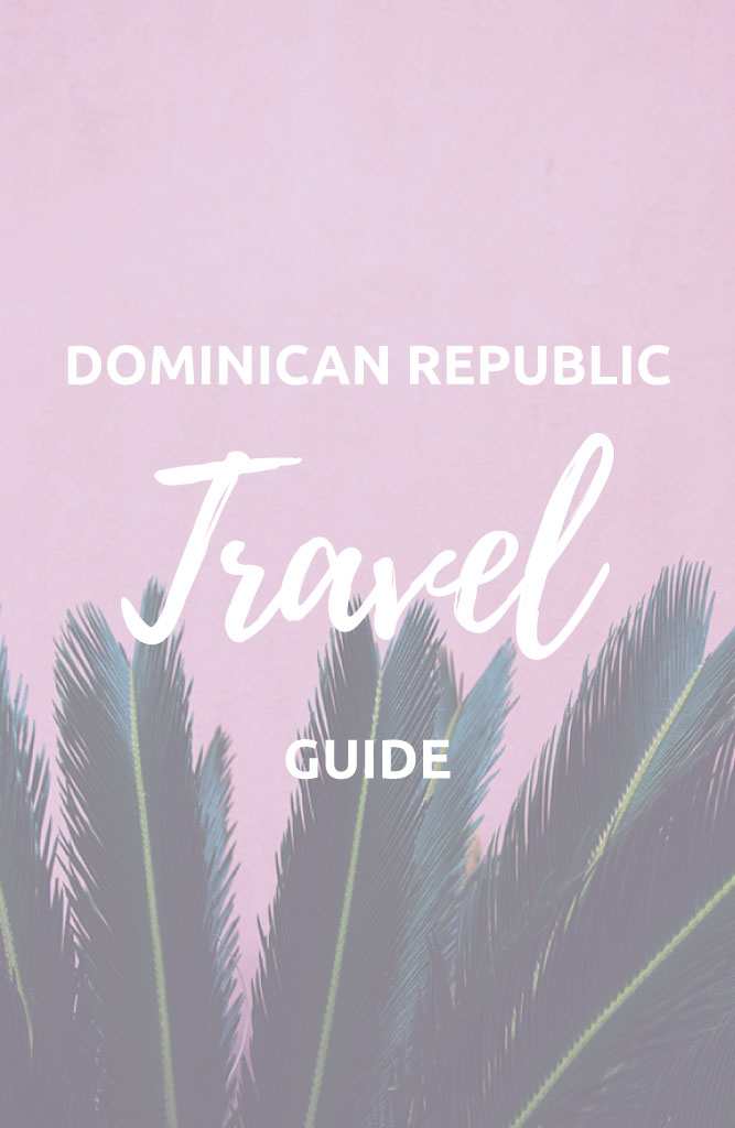 dominican travel guide