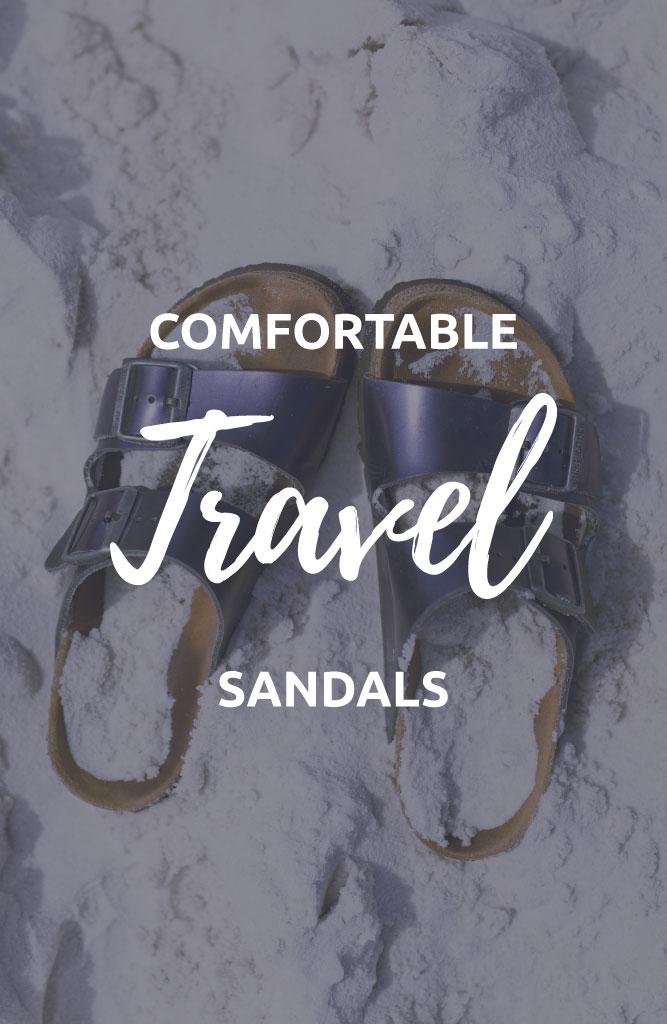 best travel sandals for men