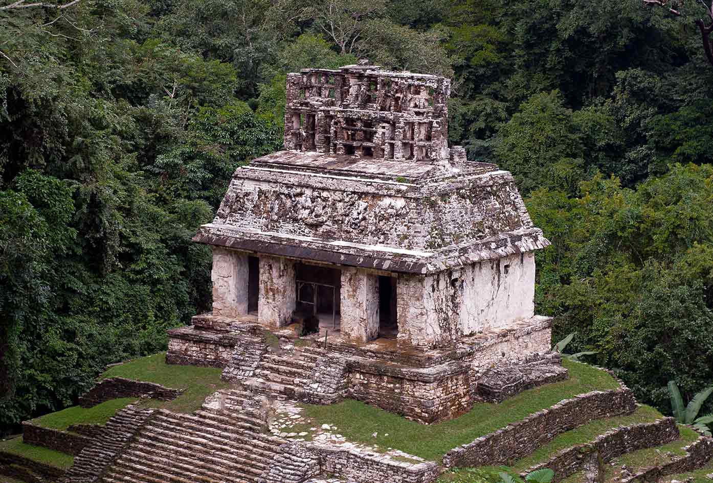 palenque mexico facts