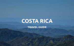 planning trip to costa rica travel guide