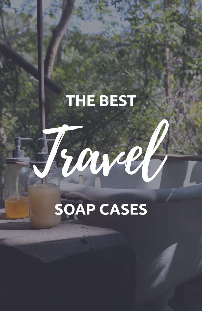 soap cases for travel