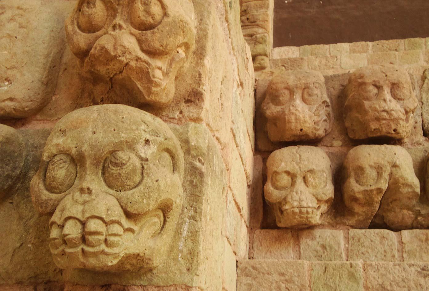 mayan artefacts honduras