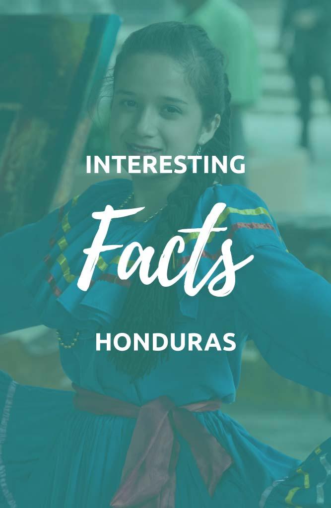 facts about honduras