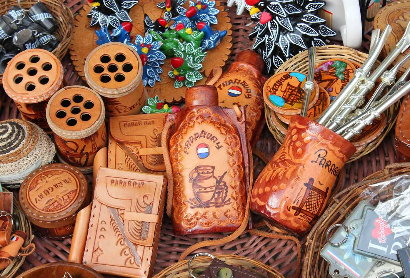 paraguay crafts