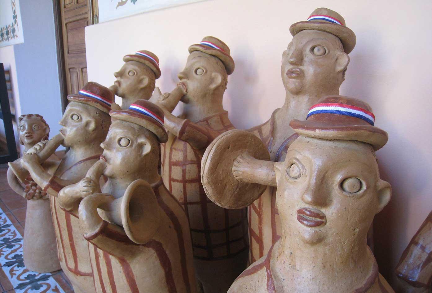 paraguayan crafts