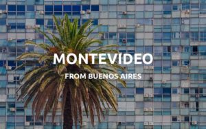 bsas to montevideo