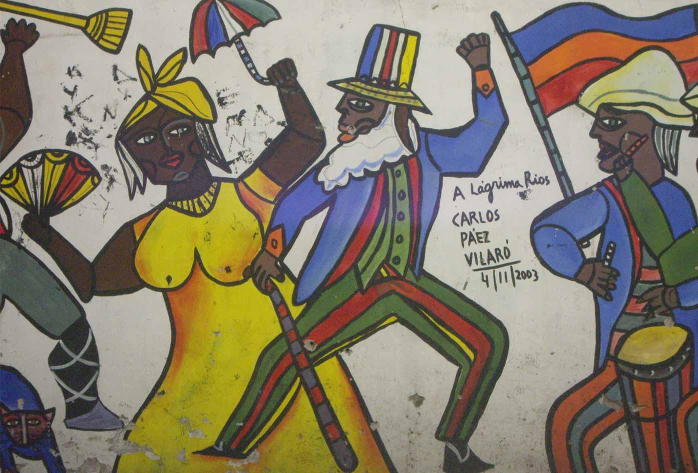 candombe uruguay