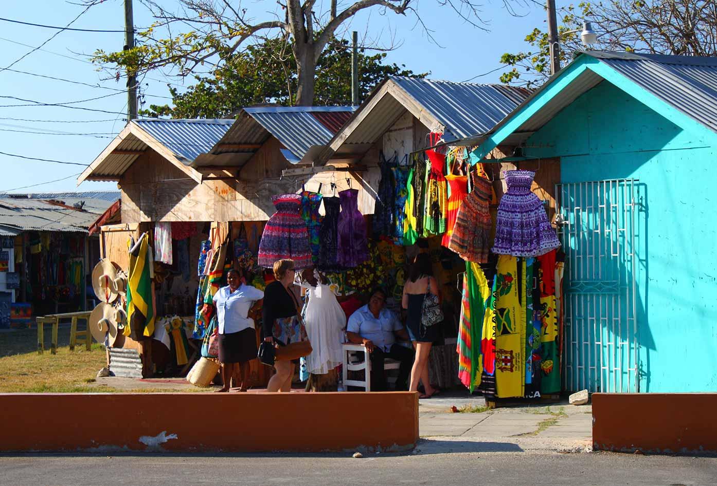 craft market negril