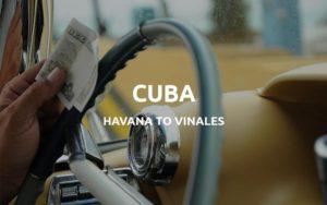 from havana to vinales