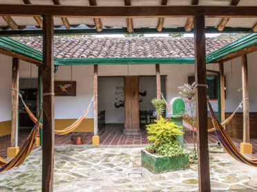 places to stay in san gil