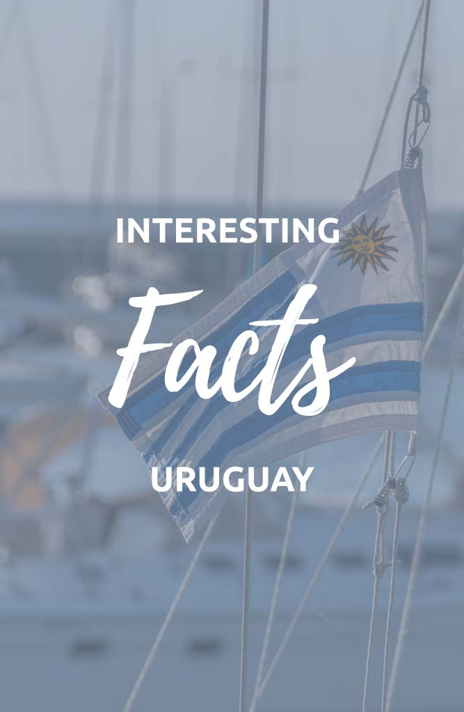 interesting facts about uruguay