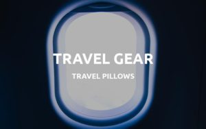 backpacking pillow travel