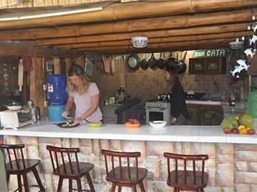 best hostels in puerto lopez