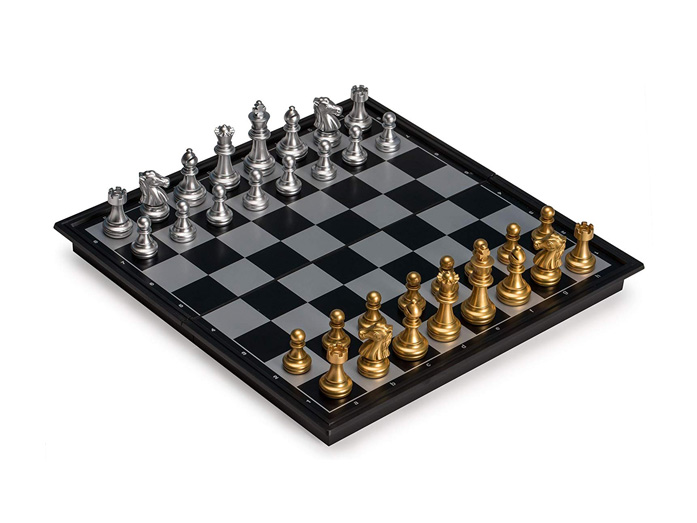 magnetic chess travel board game