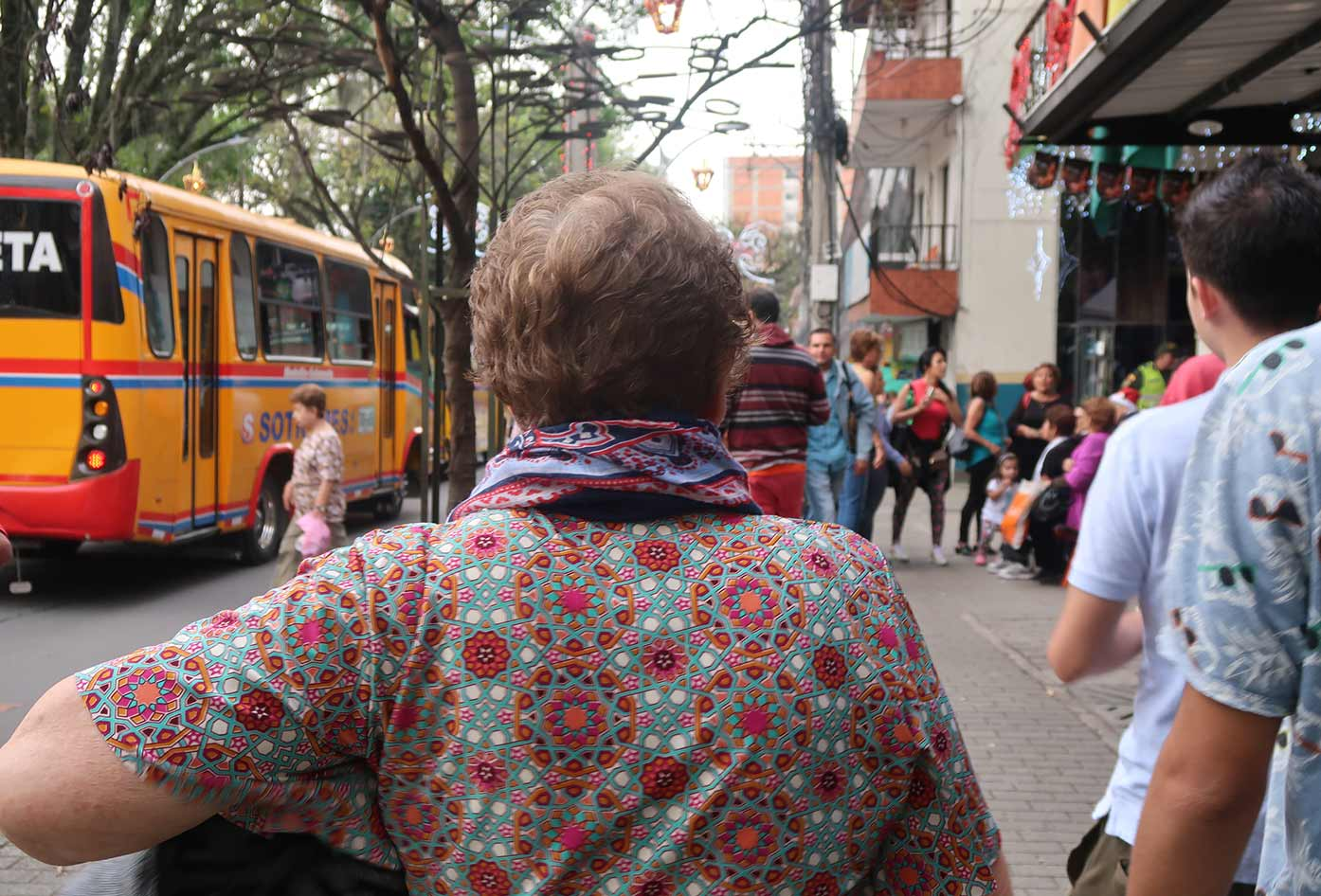 colombian slang words