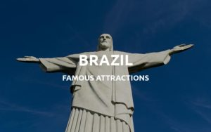 brazil famous attractions