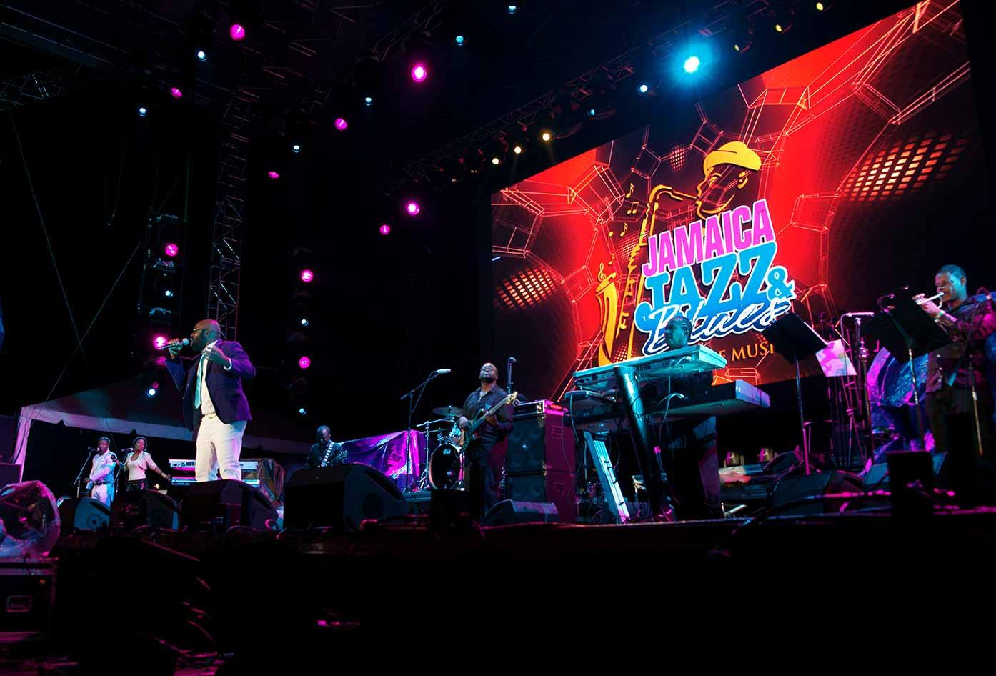 jamaica jazz festival