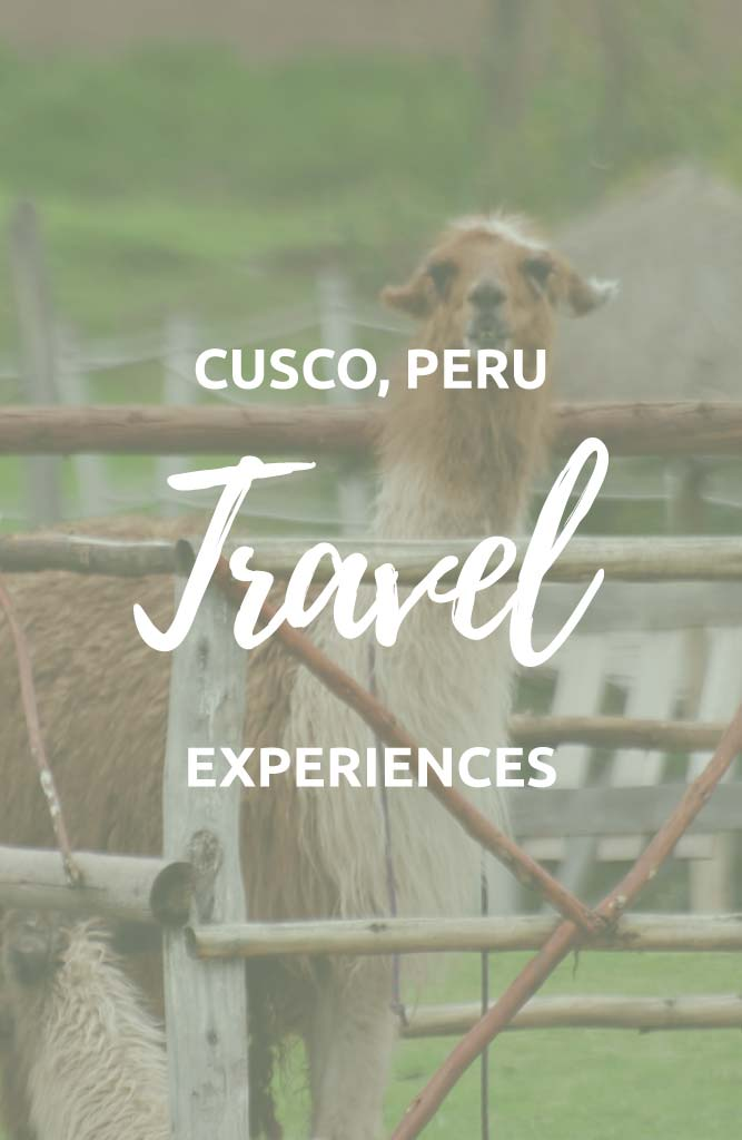 cusco day trips