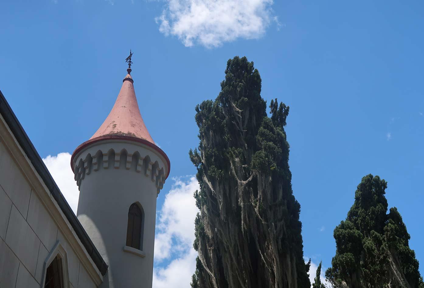 el castillo museum and-gardens