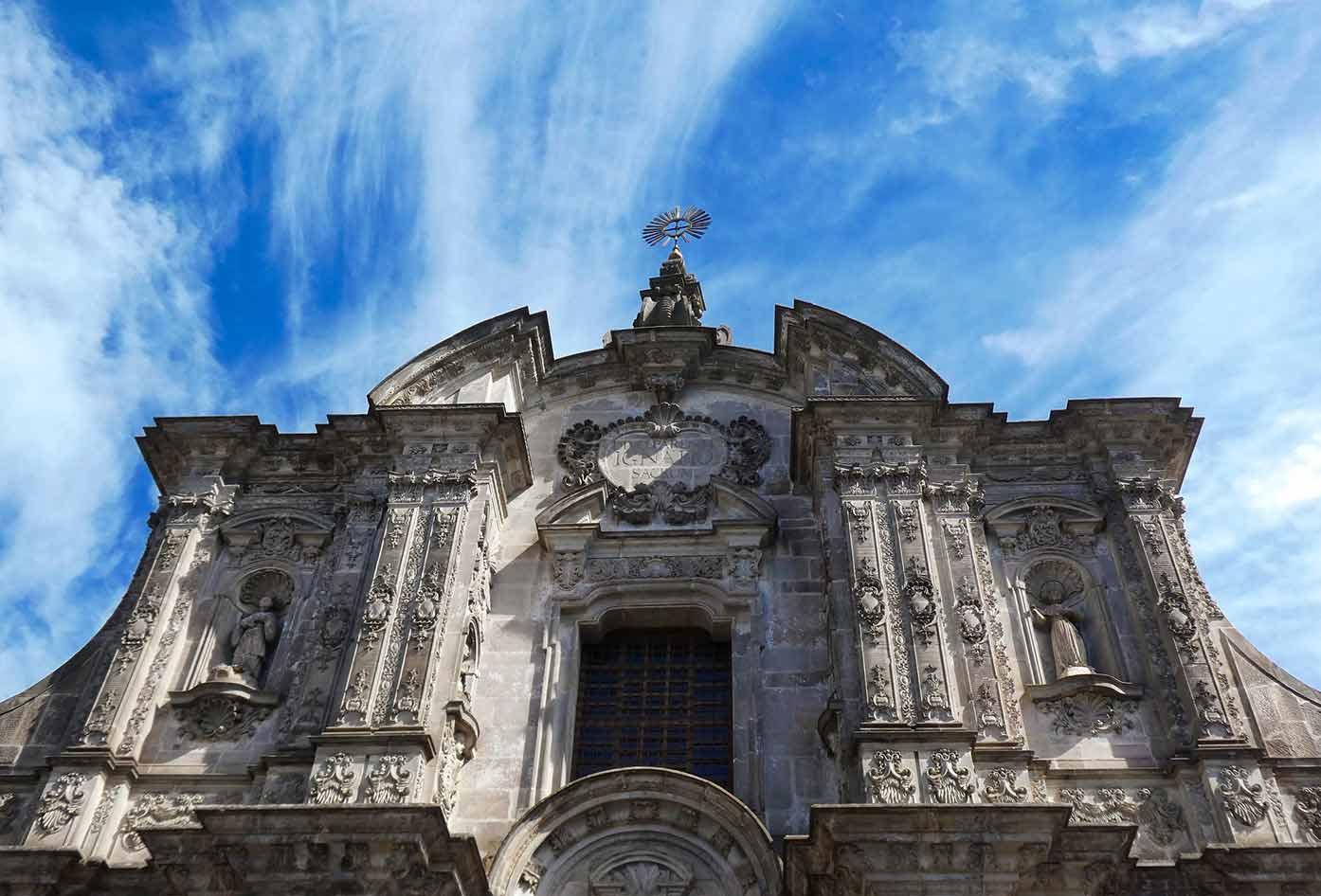 la compania church ecuador