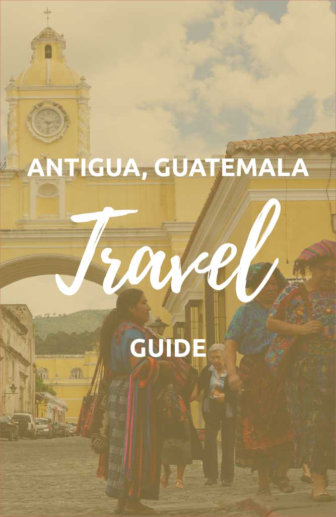 backpacking guatemala