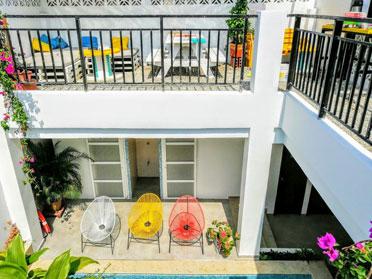 santiago chile hostels