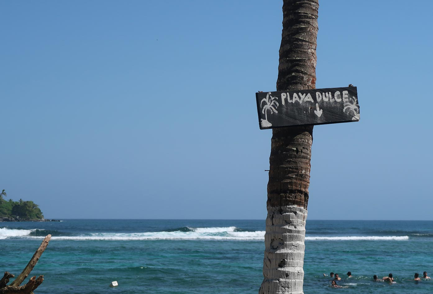capurgana beach colombia