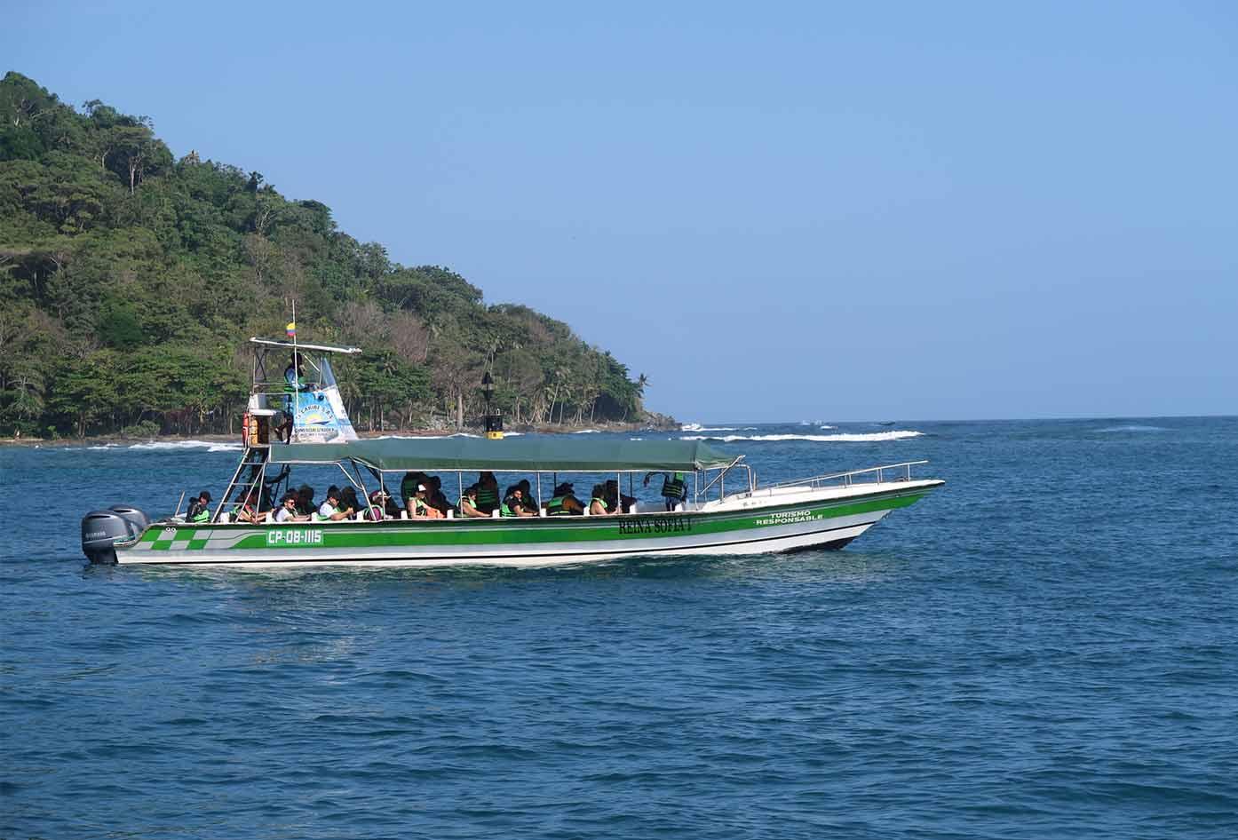 capurgana boat