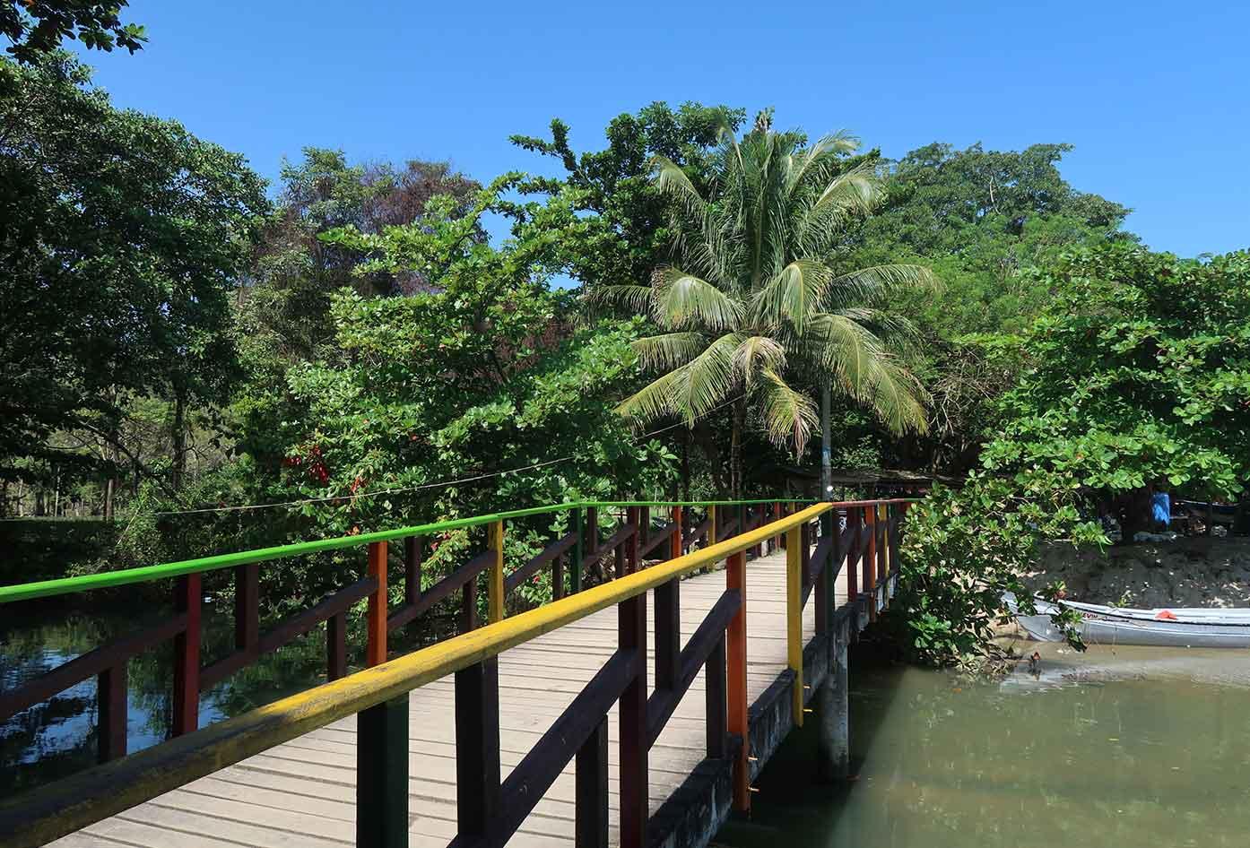 capurgana bridge