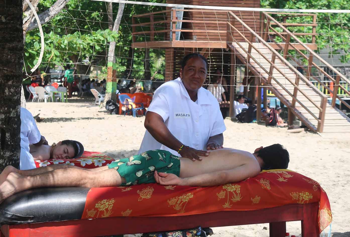 massage in capurgana