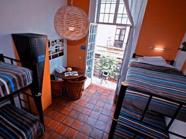 guadalajara mexico hostels