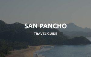 things to do san pancho