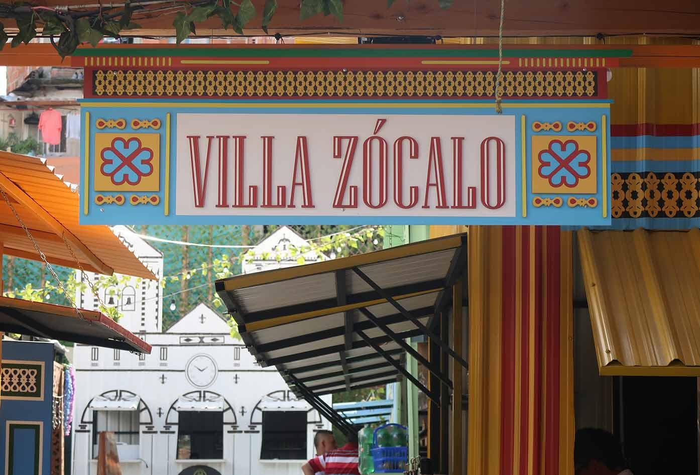 villa zocalo guatape