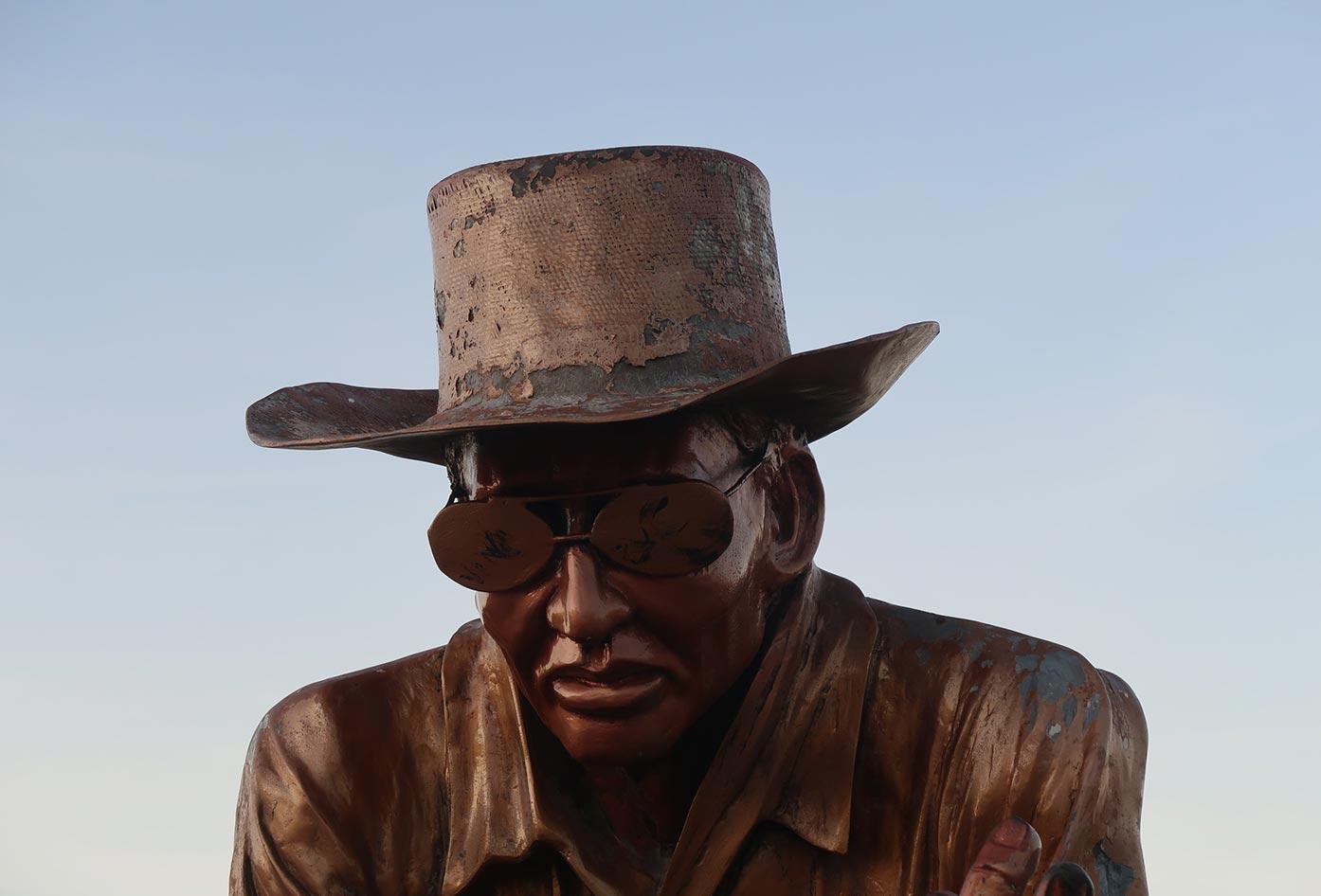 wayuu statue riohach
