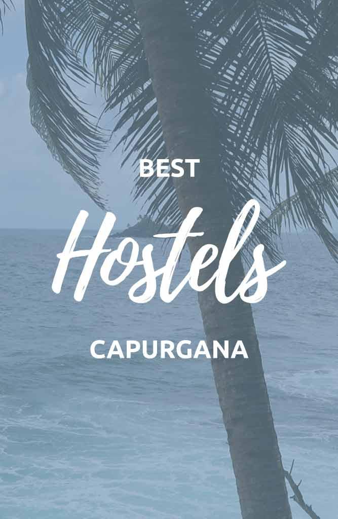 best hostels capurgana