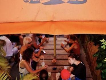 party hostel in brazil
