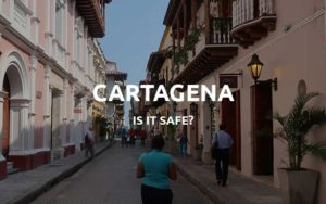 is cartagena safe