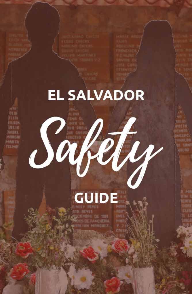 is el salvador safe